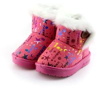 Wholesale waterproof kids snow shoes women snow boots