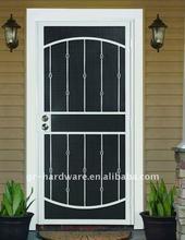 iron grill window door designs Plastic iron grill window door designs with high quality