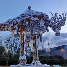 316 scultura in acciaio inox, arte scultura contemporanea