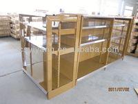 solar rotating display stand
