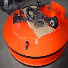 MW5 Round Lifting Electromagnet for Excavator