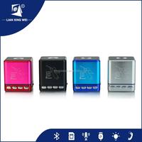 In Stock Portable Mini Bluetooth Speaker,USB speaker radio, Magic Cube Bluetooth Speaker