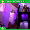 Customized portable inflatable photo booth for wedding