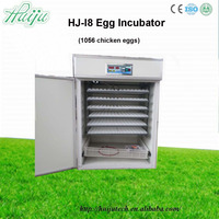 2015 New Arrivals 220V Capacity 1000 used chicken egg incubator for sale price cheap high quality HJ-I8