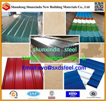 stell roofing sheet