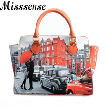 Italy 2015 Fashion hand bags woman in Trendy Design