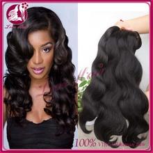 Top quality Unprocessed body wave 100% human peruvian virgin hair wholesale virgin peruvian hair
