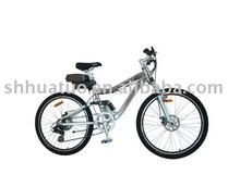Electric mountain bicycle TDE04Z CE