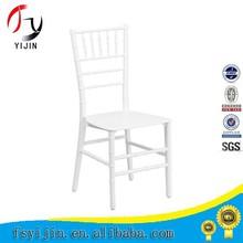 Modern chiavari chair sashes for weddings