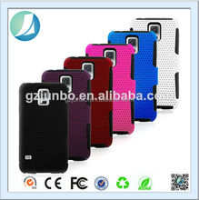 Hybrid Mesh Net Cover Case for Galaxy S5