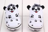 The new pattern cotton fabric baby shoes lovely animal shape toddler baby shoe