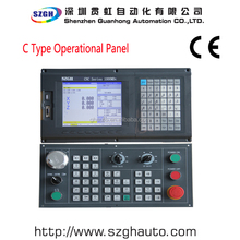 3 axis cnc milling controller