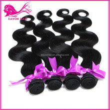 Eayon Hair Peruvian Virgin Hair Body Wave Unprocessed Virgin Remy Human Hair Weave Bundles Very Thick & Soft