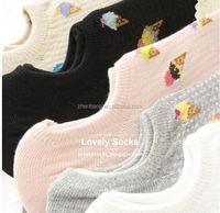 2015 Custom Fashion latex free socks Professional Factory
