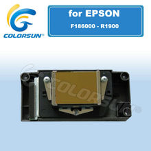 Good price! dx5 solvent head F186000 for Chinese eco solvent printer