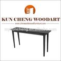 Vintage recuperado madeira console tabela/reciclado madeira console de mesa