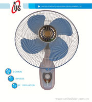 16inch 18inch, wall mouted fan heavy duty wall mount fan