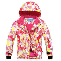 2015 New Phibee Girl's ski & snow wear winter jacket ph8019