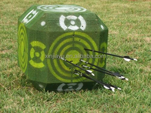 factory direct sale shooting 3D archery target, eco-friendly soft bow archery target