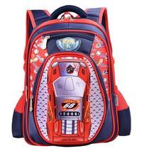 3D School bag children 3D backpack bag