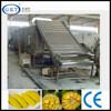Industrial conveyor mesh belt dryer machine for drying mango