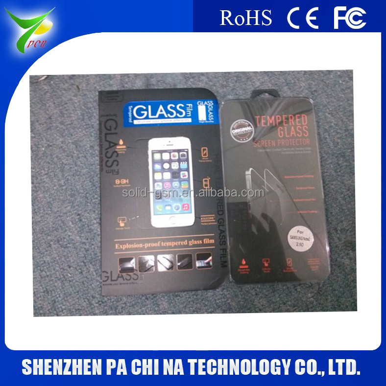 tempered glass Screen Protector Anti-explosion Film Explosion Proof Screen Protection For Iphone 5S glass screen protective