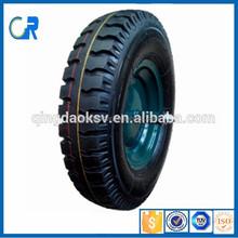 Nuevo producto 16 pulgadas carretilla de rueda rueda de aire mrf neumáticos 4.00-8