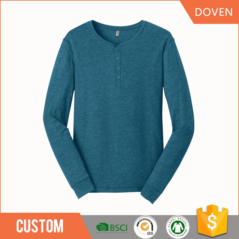 Wholesale white long sleeve t shirt design v neck o neck for White t shirt bulk buy