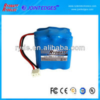 Li-ion 11.1V 6600mAh rechargeable lithium battery pack