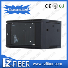 High efficiency wall mount cabinet with lock