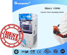 OP138CS soft ice cream machine (UL,NSF,ETL,CB, CE, GOST, RoHS)