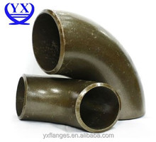 carbon steel A234 WPB 90deg LR elbow, tee, reducer and cap