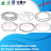 Multi shape stage circle roof aluminum truss for sale