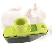 Multi-function Garlic Shredder Vegetable Grater Slicer Peeler with Storage Box kitchen accessories names