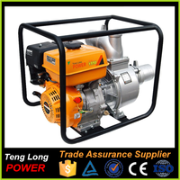 177f gasoline engine 9.0HP water pumps for sale