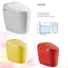 DOMO Hig Grade Intelligent closet auto washing toilet computerized ceramic toilet