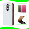 Korean PU Leather Protective Sleeve Smart Phone Case for LG G2 Mini