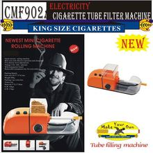 Professional factory supply long lasting automatic grade tobacco cigarette rolling machine with workable price