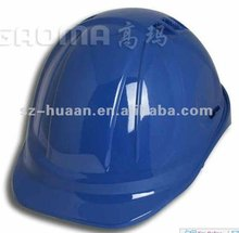 Fashional ABS blue safety helmets