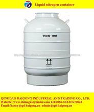 100 litros contenedor de nitrógeno líquido