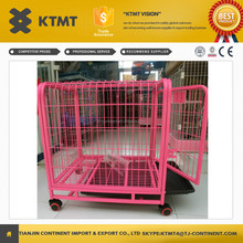 Dog Metal Cage with wheels best selling products