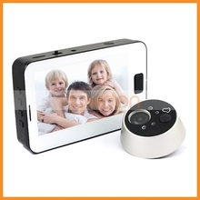 High Quality 4.3 inch TFT LCD Screen Digital Door Viewer with Doorbell
