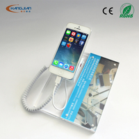 Fast delivery acrylic foundation stand display for mobile phone display