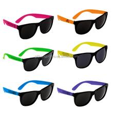 Hot sale custom own logo wayfarer sunglasses