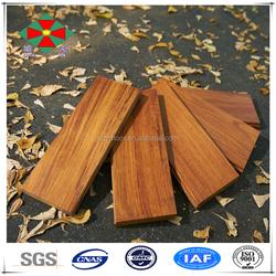 Anti-Scar environmental friendly interior Teak engineered or hardwood Flooring