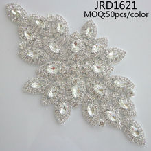 Fashion Handmake New Design Rhinestone Belt Lace