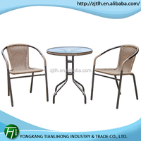 Top grade Cheapest Outdoor Table Chair Furniture