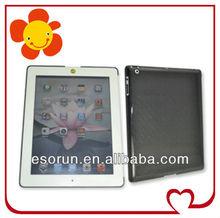 2013 Hot sell handmade Carbon Fiber Case for New IPad/IPad 2/iPad3