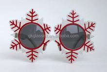 Maple Leaf Shape Party Glasses (CL824)