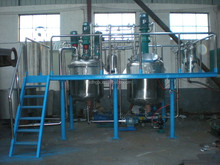 Complete Production Line For Water Based Paint